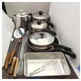 Pots & Pans, Coffee Pot, Kitchenware