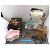 Bargain Lot: Mixer, Coffee Mill & More