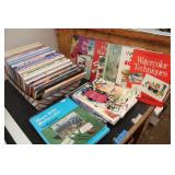 Collection of How To WATERCOLOR PAINTING BOOKS