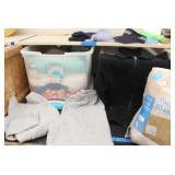 Micro/Plush Blanket, Sweat Suit Medium , Totes &