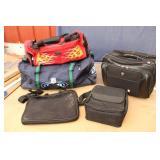 Duffel Bags & Suit Case
