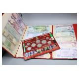 Collection of Foreign Money