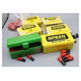 SPEER 38 Plastic Target Cartridge Cases & Plastic