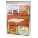 Like New-HGT Multi-Purpose ADJUSTABLE TABLE