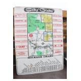 Vintage MILO City Guide Map {Twin to Ketchum}