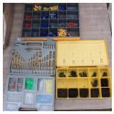 Drill Bits, Pins & Wire Connectors