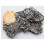 Twin Crystal Formation Specimen