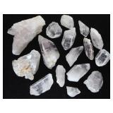 ARKANSAS Quartz Crystal Pieces