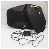 HOMEDICS Shiatsu Massaging Cushion w/ Remote