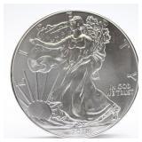 2018 American Eagle 1oz Fine Silver Dollar