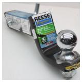 """REESE InterLock Trailer Hitch Kit with 2"""" Ball"""