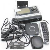 SIRIUS SP4 Sportster Satellite Radio with Remote