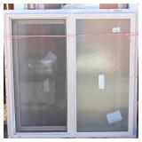 35½x35½ Sliding XO Tan Window