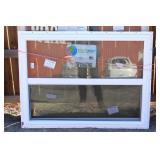 Western 47½x35½ White Single Hung Window