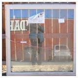 Western 47½x47½ Tan Picture Window