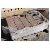 Pallet- Brick Pavers 2x4x8