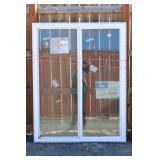 Western 48x62 White XO Sliding Window