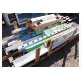 Pallet Lot of Trex® Railing Parts