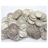 Mercury Dimes 90% Sliver Face Value $8.00
