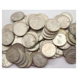 Canadian 90% Silver Dimes Face Value $10.00