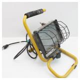 Portable 500 Watt Halogen Work Light