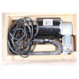12v Air Pump in Case
