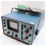 Dual-Trace, Portable 20MHz OSCILLOSCOPE, Probe Kit