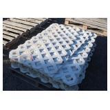 White Plastic Lattice