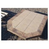 Fireplace Tile Hearth
