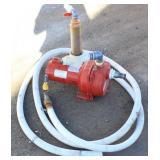 Red Lion RLSP-100 1 hp Ditch Pump & Hose