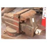 "CRAFTSMAN 5"" Shop Bench Vise- No. 881.5181"