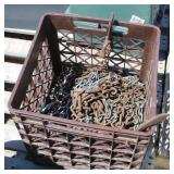 Crate of Pull-Chains & Chains