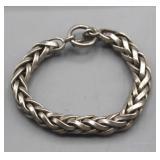 Heavy Sterling Silver Bracelet