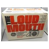The Loud Mouth GE Power Sound  Portable 8 Track