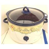 Rival 10 quart Crock Pot Slow Cooker