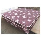 Sealy Perfect Rest III King Mattress & Box Set