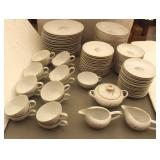 Kaysons Golden Rhapsody Dishes (16 Cups)