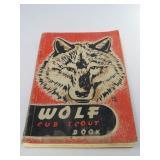 Wolf Cub Scout Book-1948