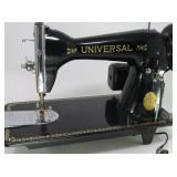 """""""The Universal"""" Deluxe Family Sewing Machine"""