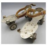 Union Hardware Co. # 5 Vintage Metal  Roller