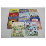 (11) A Little Golden Books