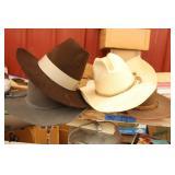 Bargain Lot: Stetson Hats, Golf Shoes 10M