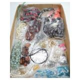 Collection of Necklaces-Beads, Chains 20+