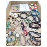 Collection of Bracelets-33-Chunky or Dainty