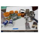 Vintage Kitchenware, US Army Mess Kit  Knives