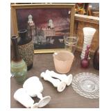 Bargain Lot: Vases & Print