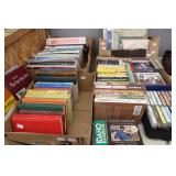 Bargain Lot: Cowboy Books, Records, CDs and more