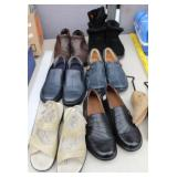 6 pair of Size 8 1/2 Ladies Shoes