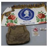Military Good Conduct Medal, Silk Pillow, & more
