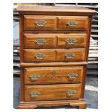 "Five Drawer Dresser 34"""